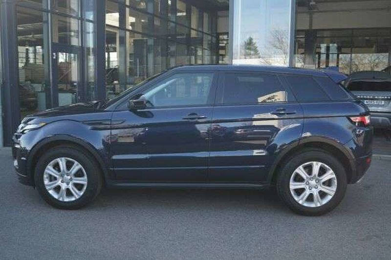 Land Rover Range Rover Evoque TD4 SE Dynamic Panorama