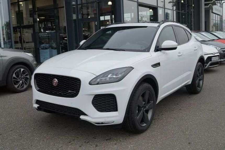 Jaguar E-Pace D180 AWD R-Dynamic S Black Pack